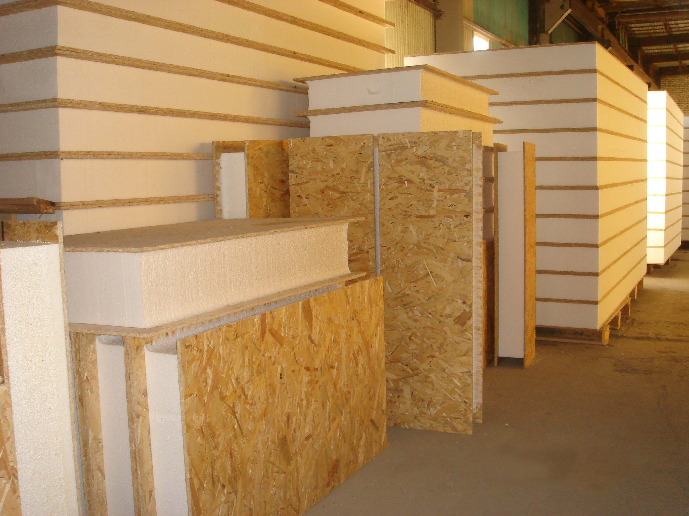 Wall Structural Insulated Panels : What is a cip panel