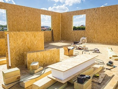 How to build a house with SIP panels. Engineering systems